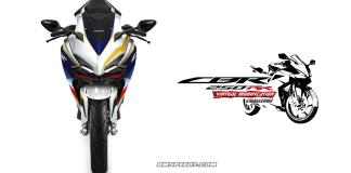 Modifikasi Honda CBR250RR