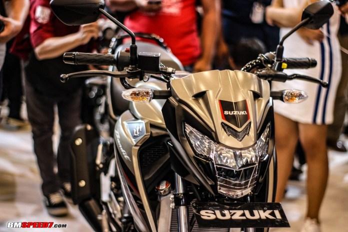 Lampu Suzuki GSX150 Bandit