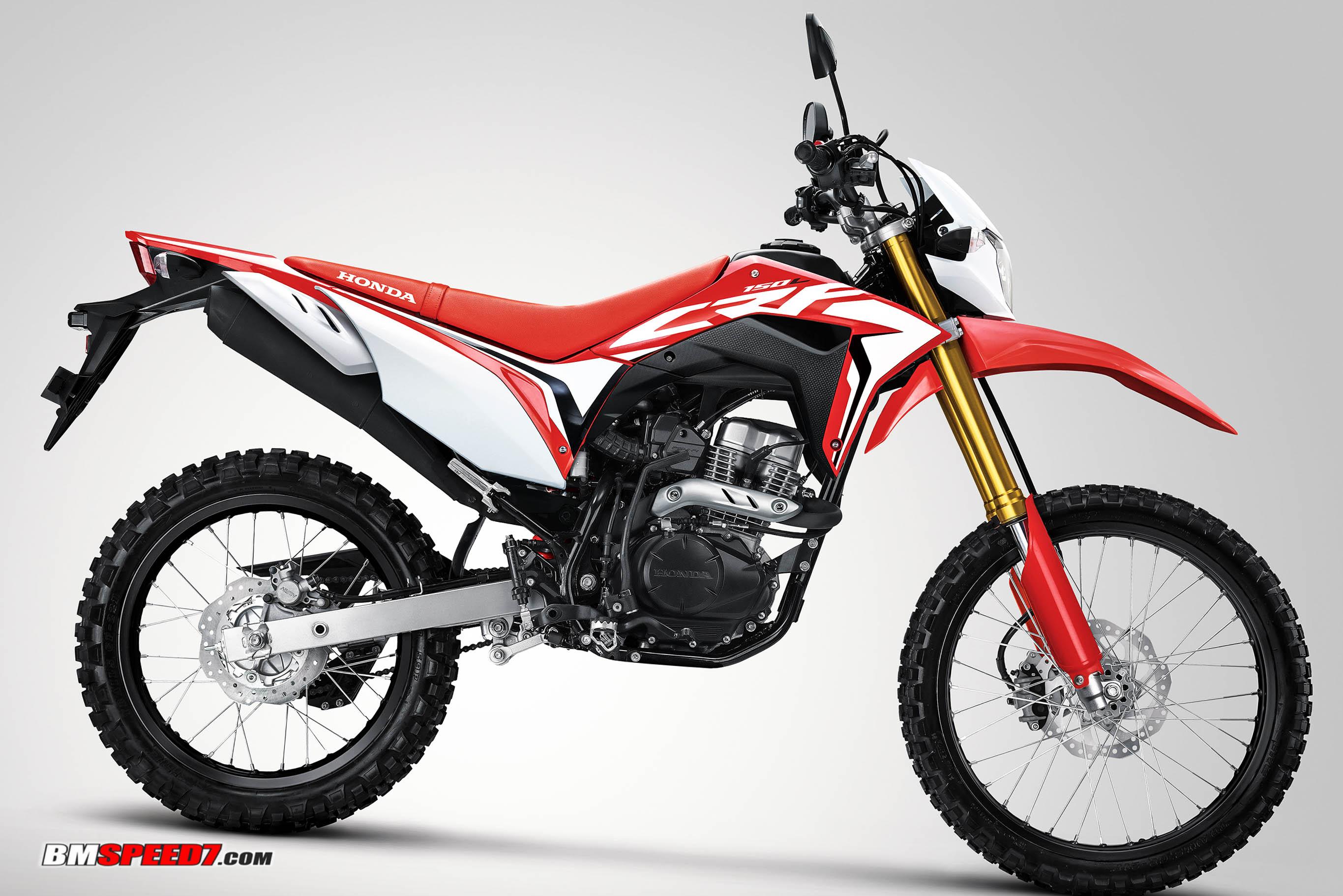 Pilihan Warna Honda Crf150l 2018 Harga Spesifikasi Dan