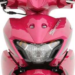 Headlamp Suzuki Skydrive Sport