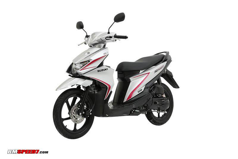 Price Suzuki SkyDrive Sport