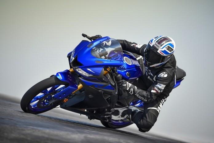 Yamaha R125 2018