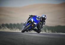 Yamaha R125 2019