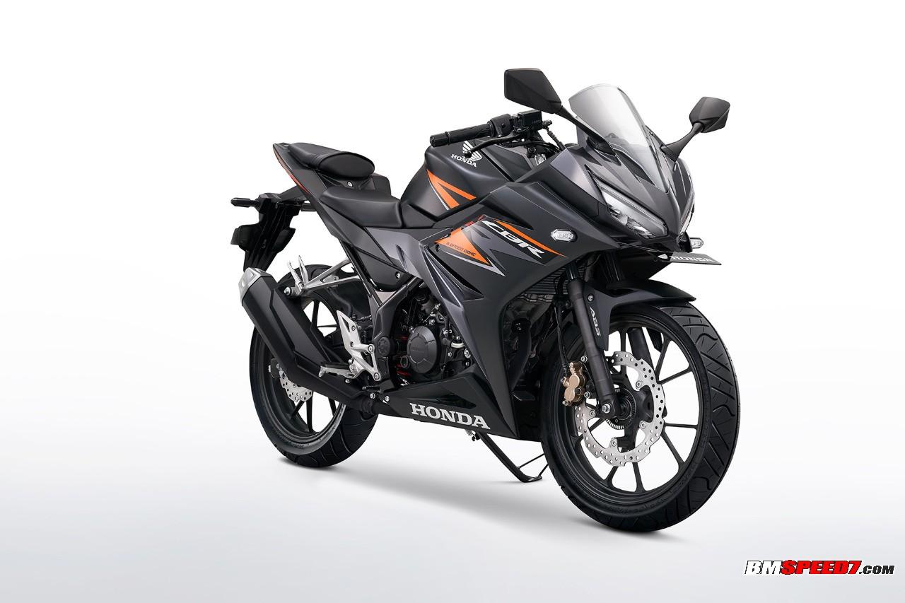 Honda CBR150R 2019 Matte Black