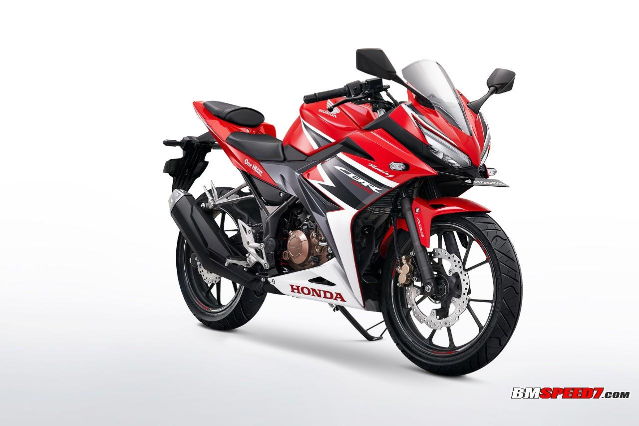 Honda CBR150R 2019 Merah Putih