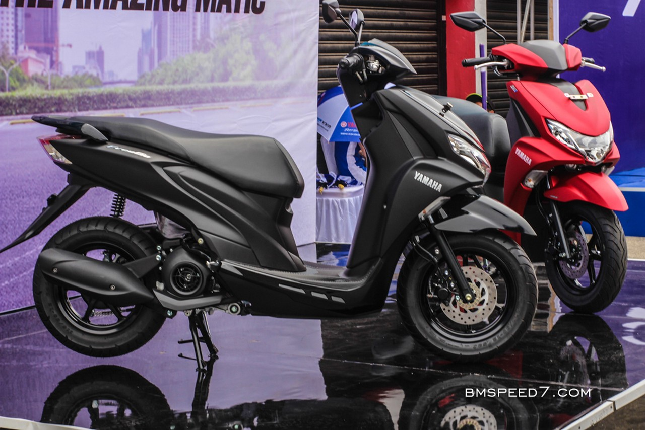 Harga Yamaha Freego 2019 Tipe Standar S Dan Abs Spesifikasi