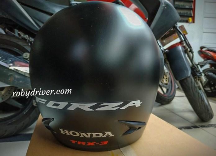 Helm Bonus Honda Forza