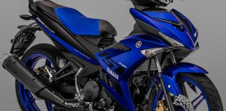 Yamaha MX King 2019 Blue