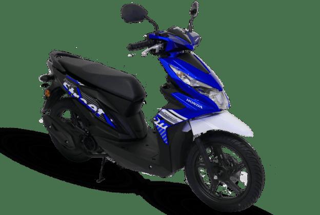 Honda BeAT Street 2019 Biru