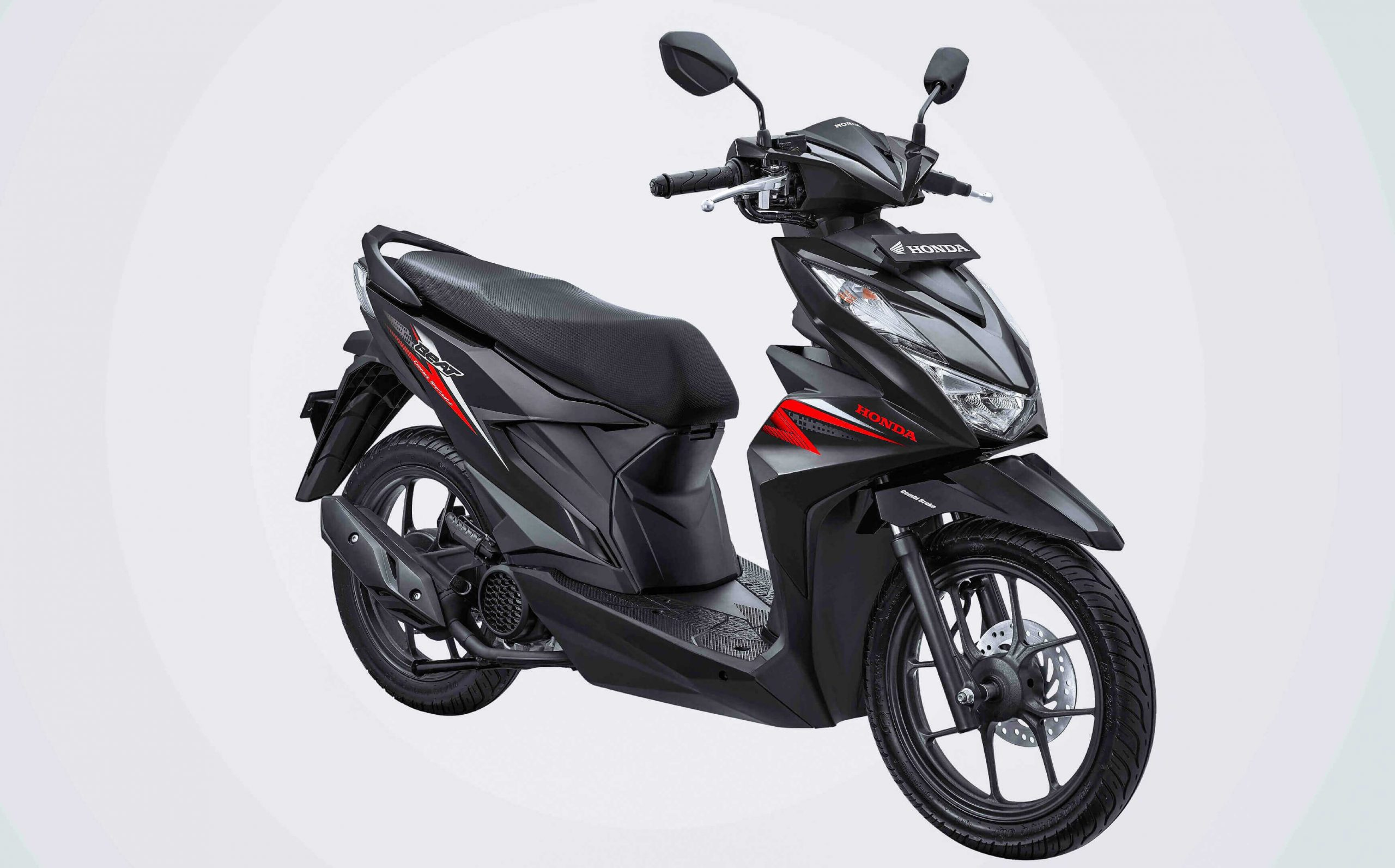 All New Honda BeAT 2020 Hitam