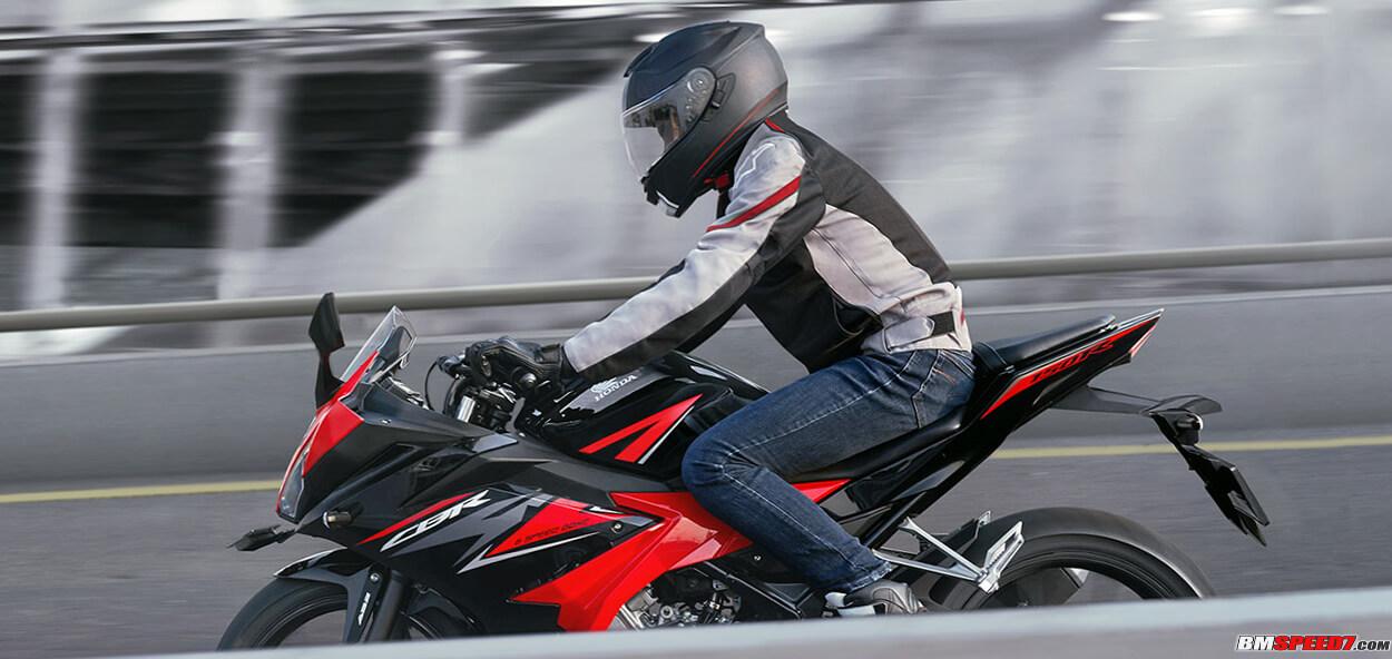 Test Ride Honda CBR150R 2019