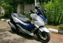 Honda Forza Bekas
