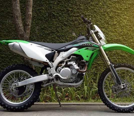 Harga Kawasaki KLX450R