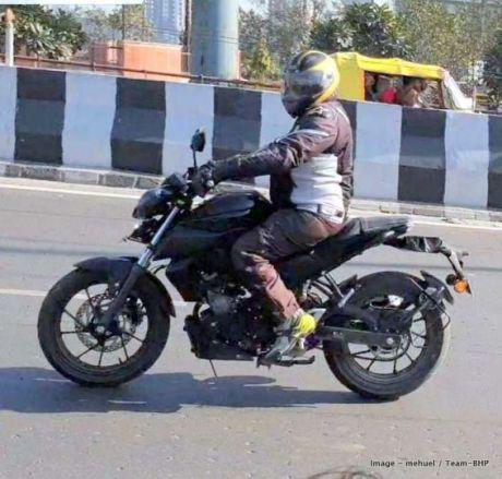 2019 Yamaha MT-15 India