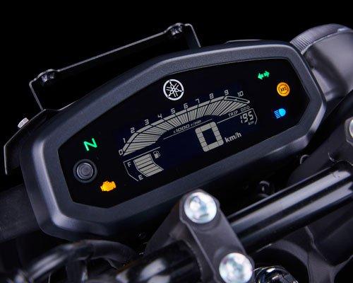 Speedometer New Byson 2019