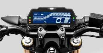 Speedometer Full Digital Yamaha MT-15