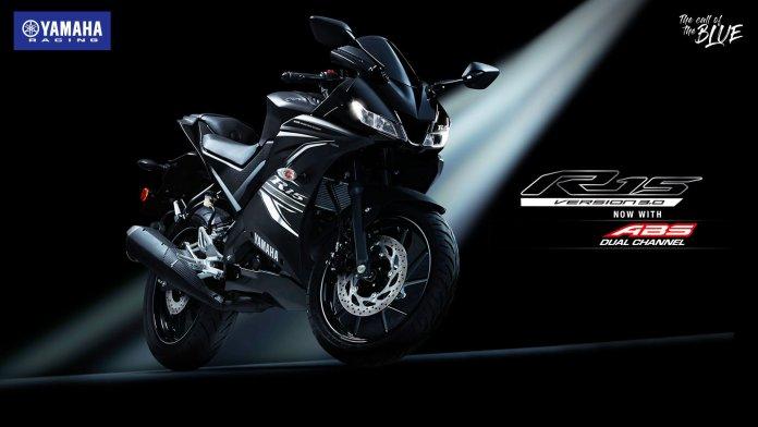 2019 Yamaha R15 ABS