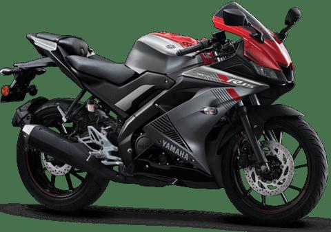 Yamaha R15 ABS Merah