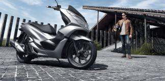 Honda PCX 2019 Matte Silver
