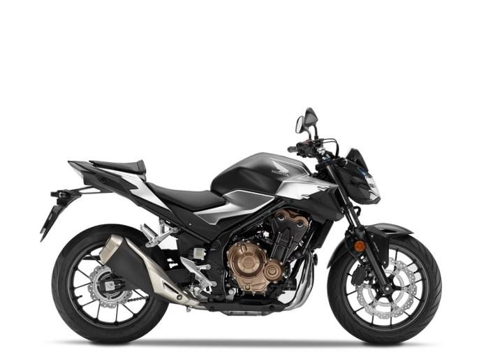 Honda CB500F 2019 Matte Black