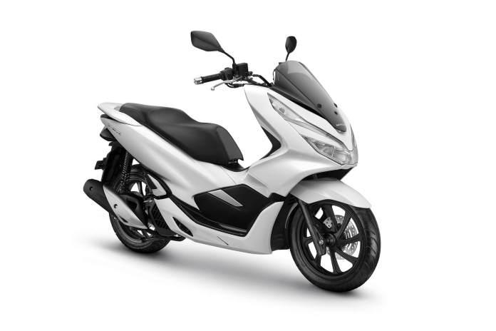 Honda PCX 2019 White
