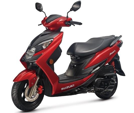 Suzuki Swish 2019 Red
