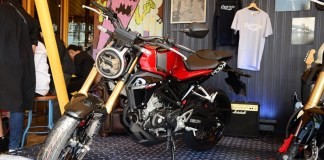 Honda CB150R StreetSter