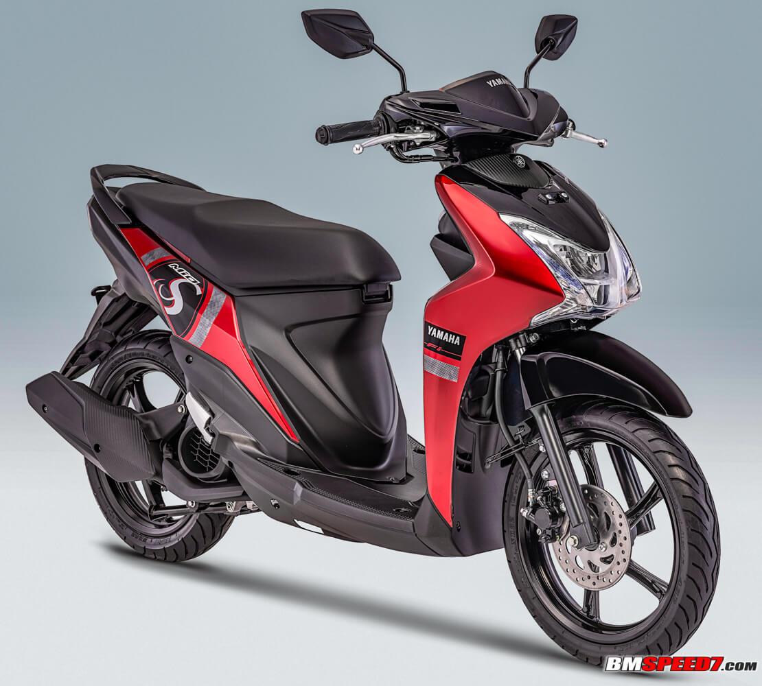 Harga Yamaha Mio S 2019 Red