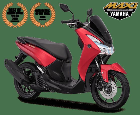 Yamaha LEXI 2019 Merah