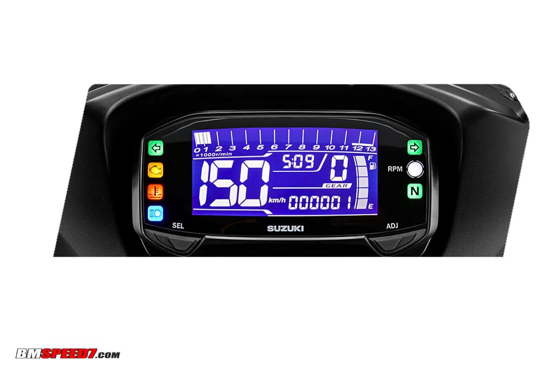 Speedometer Suzuki GSX-R150