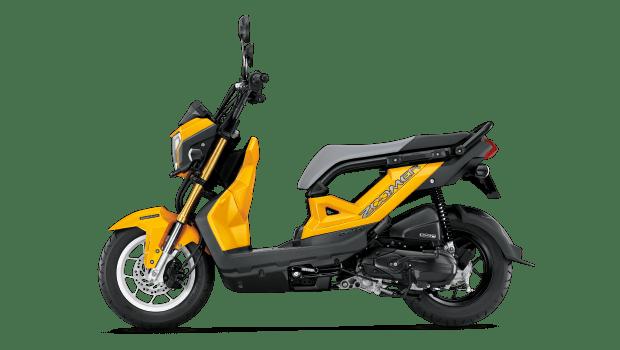 Honda Zoomer X 2019 Kuning
