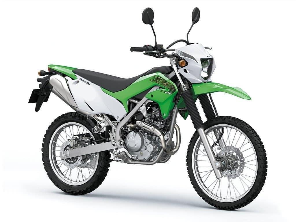 Kawasaki KLX230 2019 Green