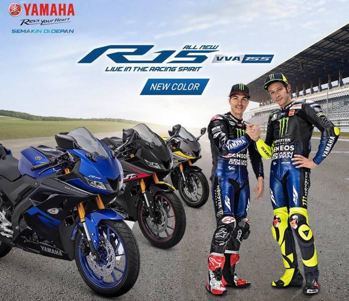 Harga Yamaha R15 Terbaru 2019