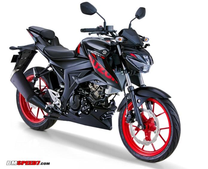 Suzuki GSX-R150 2019 Titan Black