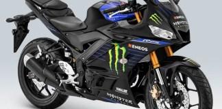 Yamaha R25 Monster Energy MotoGP 2019