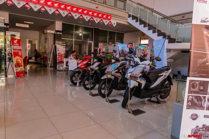 Honda BeAT Dealer 54 Motor Pekalongan