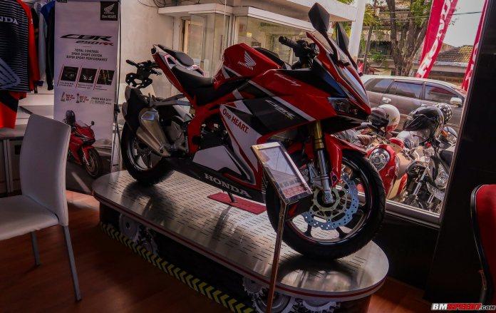 Harga Honda CBR250RR Pekalongan