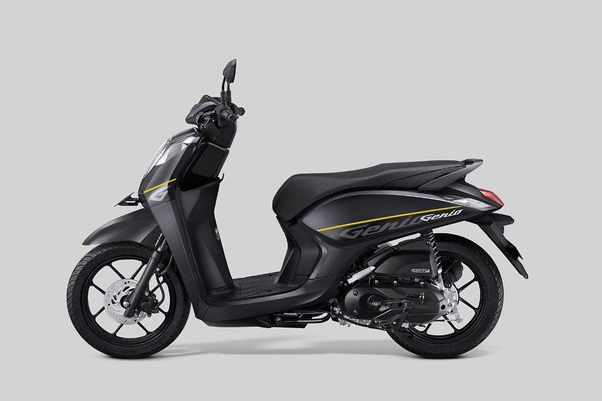 11 Warna Honda Genio 2020 Tipe Cbs Dan Cbs Iss Bmspeed7 Com
