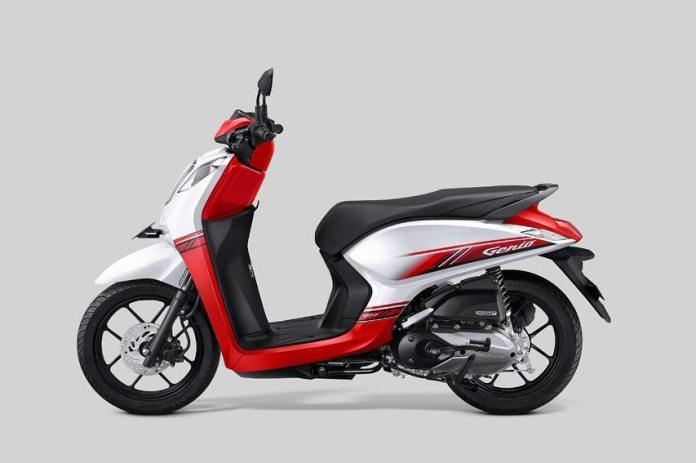 Warna Honda Genio 110