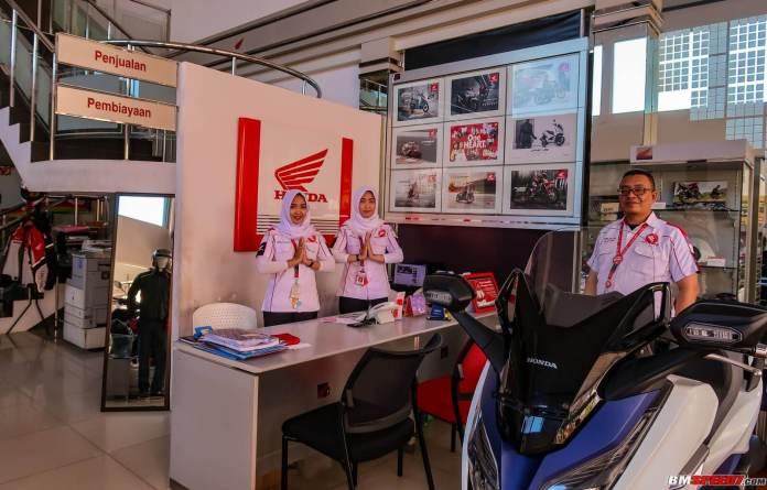 Sales Honda 54 Motor Pekalongan