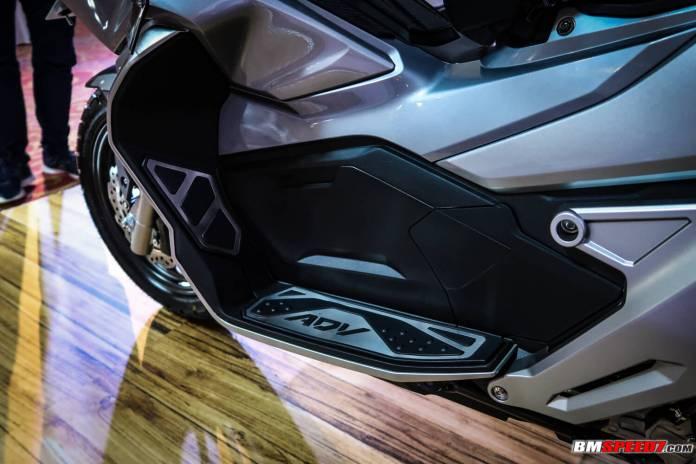 Aksesoris Honda ADV 150 2019