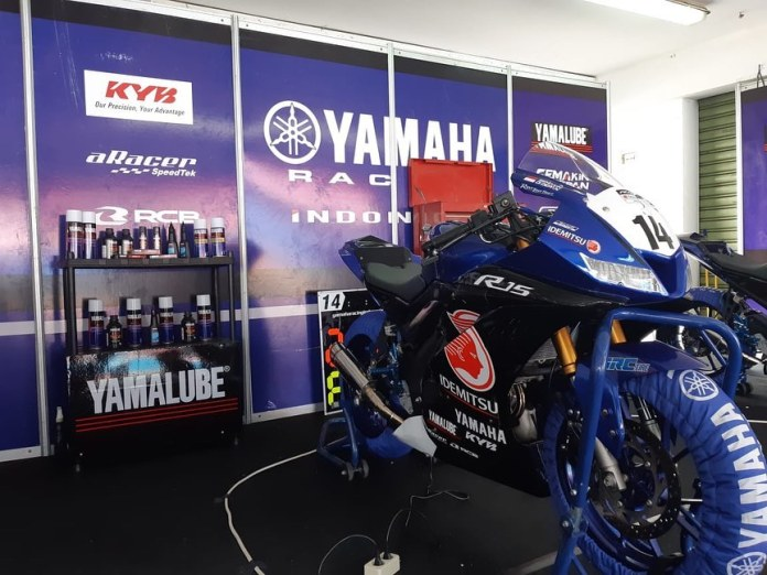 Yamaha Endurace Festival 2019