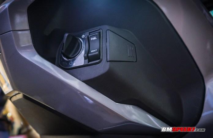 Keyless Honda ADV 150