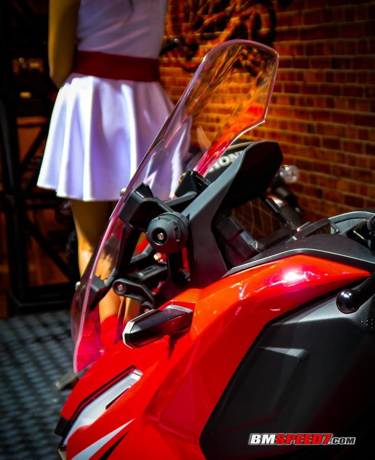 Windshield Honda ADV 150