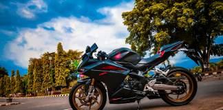 Honda CBR250RR Matte Black