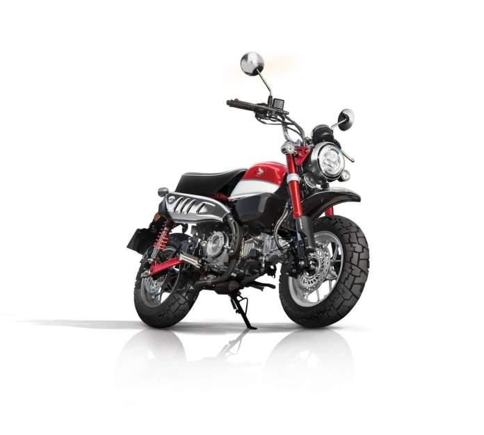 Honda Monkey 2019 Merah