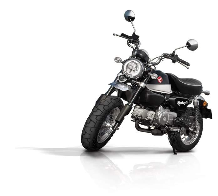 Honda Monkey 2019 Hitam