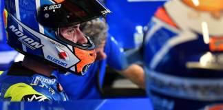 Nolan X-803 Alex Rins MotoGP