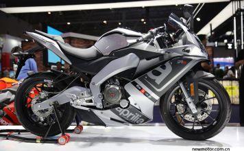 Aprilia GPR250 2020