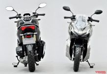 Honda ADV 150 Japan